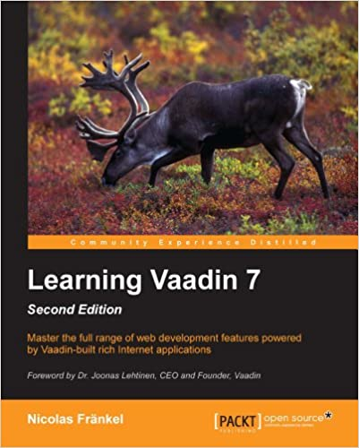 Learning Vaadin 7, Second Edition