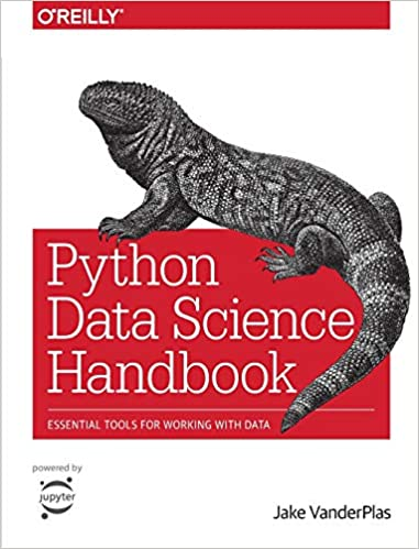 Python Data Science Handbook: Essential Tools for Working with Data by Jake VanderPlas