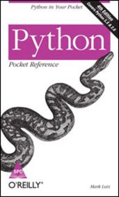 Python Pocket Reference 4th Edition by Mark Lutz
