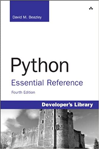 Python Essential Reference 4th Edition by David Beazley