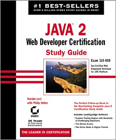 Java 2 Web Developer Certification Study Guide by N Levi