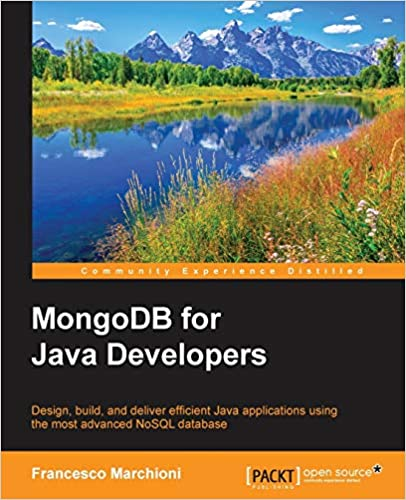 MongoDB for Java Developers by Francesco Marchioni
