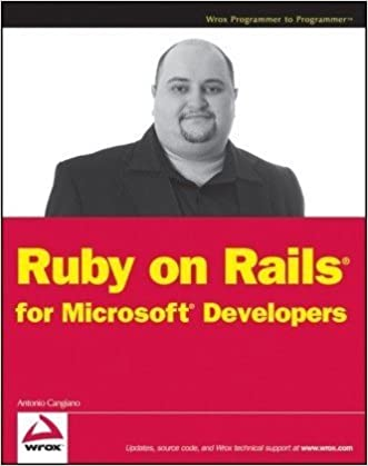Ruby on Rails for Microsoft Developers by Antonio Cangiano